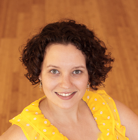 Kaitlin Lacey, Intuitive Healer, E-RYT 200